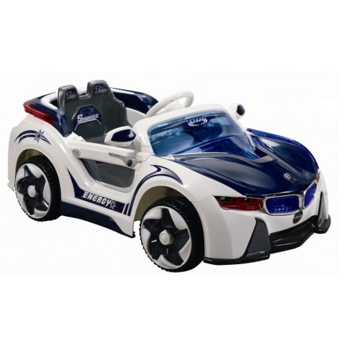 Automobil na akumulator model 208 beli