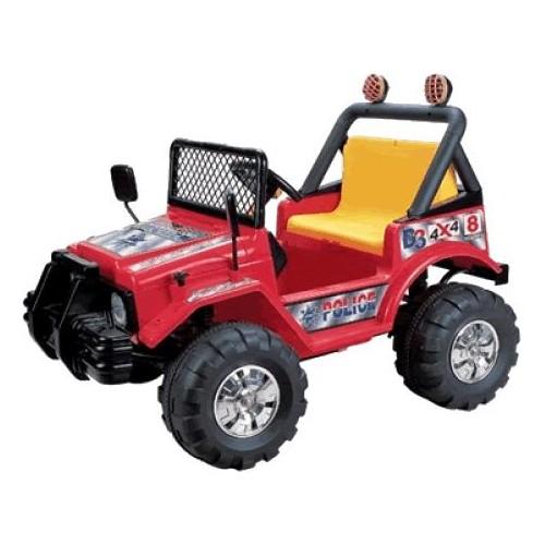 Džip na akumulator model 301 crveni