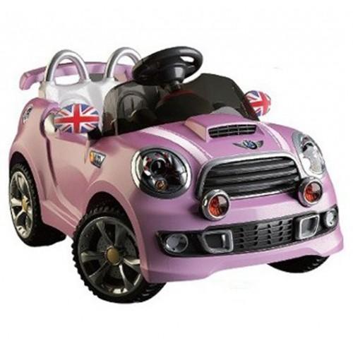 Auto na akumulator TR1207 pink