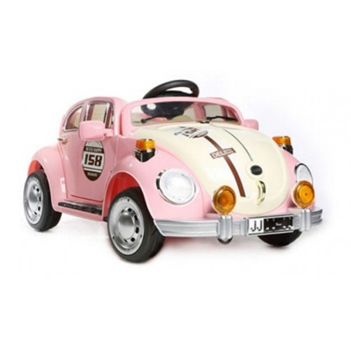 Automobil na akumulator model 201 pink