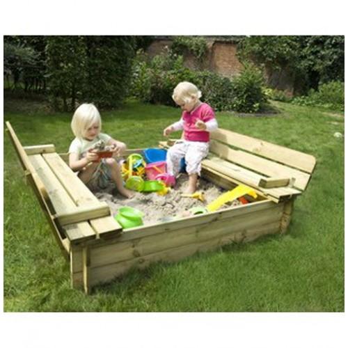 Drvena kutija za pesak Sandy Park