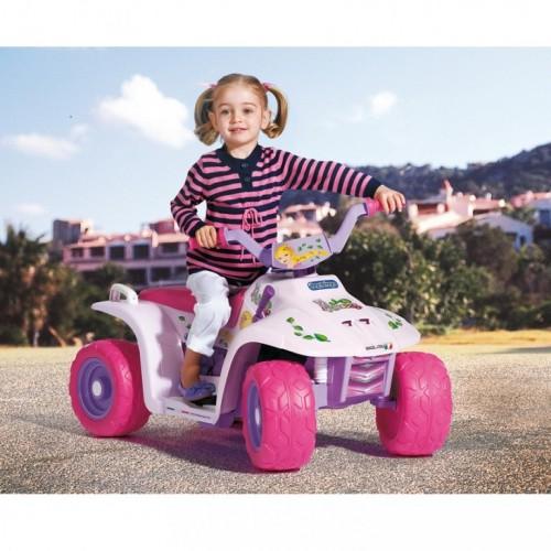 Motor Quad Princess Peg Perego