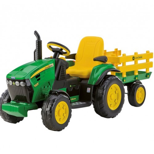 Traktor na akumulator John Deer Ground Force