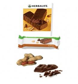 Herbalife proteinske pločice sa čokoladom i kikirikijem