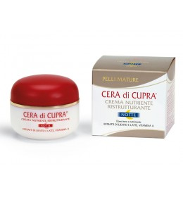 Krema Cera di Cupra 50ml hranljiva regenerativna noćna krema
