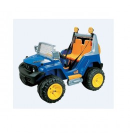 Automobil na akumulator model 303 plavi