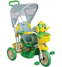 Tricikl sa tendom 401 zeleni
