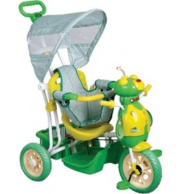 Tricikl sa tendom 402 zeleni