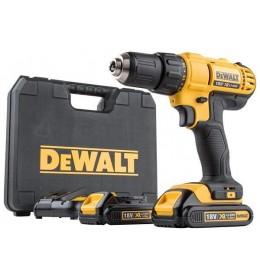 Akumulatorska bušilica DeWalt  DCD771C2