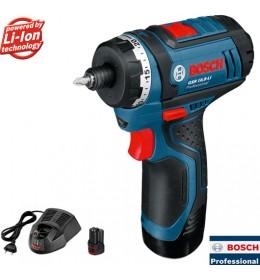 Akumulatorski odvrtač Bosch Professional GSR 10,8-LI