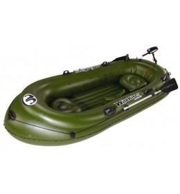 čamac za pecanje sa motorom