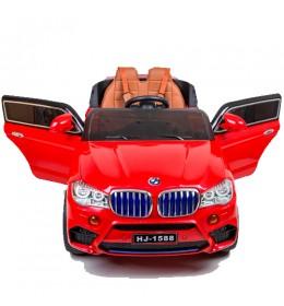 Automobil na akumulator BMW X5 crveni