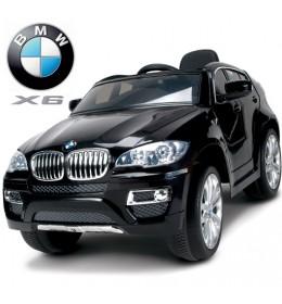 Automobil na akumulator BMW X6 crni
