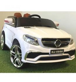 Automobil na akumulator Mercedes AMG beli