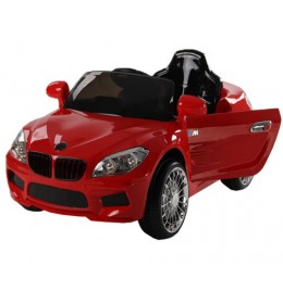 Automobil na akumulator model 215 crveni