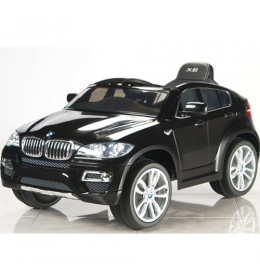 Automobil na akumulator model 229 BMW X6 crni