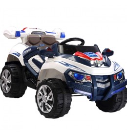 Automobil na akumulator Super Jeep Power Blue