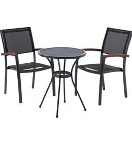 Baštenska garnitura Larivik sa 2 stolice