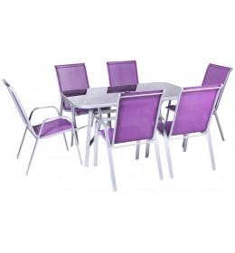 Baštenska garnitura Purple