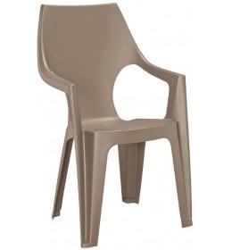Baštenska stolica Dante - kapućino