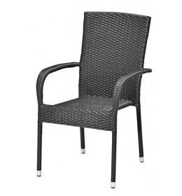 Baštenska stolica Gud crna