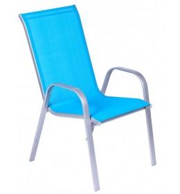 Baštenska stolica MLN blue