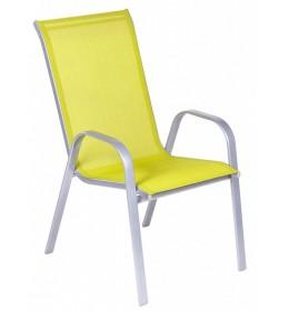 Baštenska stolica MLN yellow