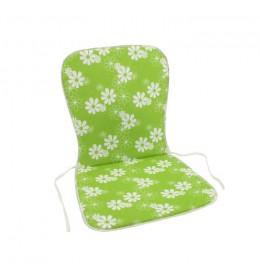 Baštenski jastuk za niski naslon Green