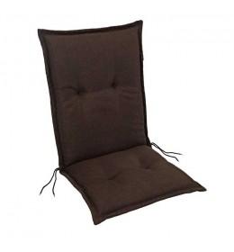 Baštenski jastuk za niski naslon Brown