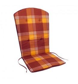 Baštenski jastuk za visoki naslon Jeruk