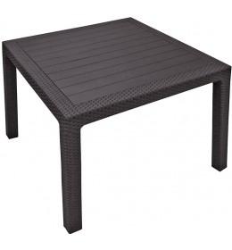 Baštenski sto Melody - kapućino