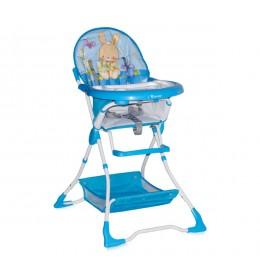 Stolica za hranjenje Bertoni Bravo Blue Bunny