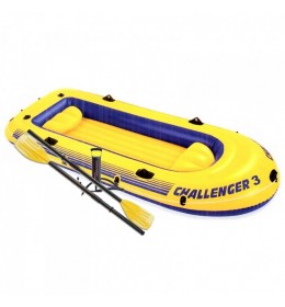 Čamac Challenger 3 + vesla i pumpa