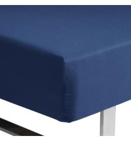 Čaršav sa lastišem Kronborg 90 cm x 200 cm x 35 cm plavi