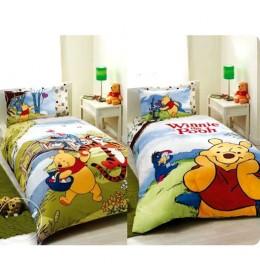 Dečija posteljina DISNEY Winnie Adventure