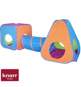 Dečiji šator sa tunelom Knorr Novox