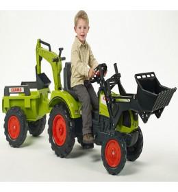 Dečiji traktor na pedale Claas Arion