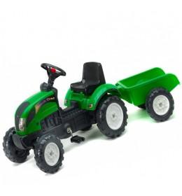 Dečiji traktor na pedalje Falk Ranch Trac zeleni