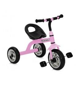 Dečiji Tricikl Bertoni A28 Dark Pink