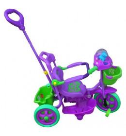 Dečiji tricikl ljubičasti
