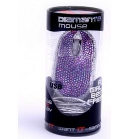 Dijamantski USB miš