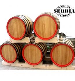 Drveno bure za rakiju, vinu 60l - hrastovo