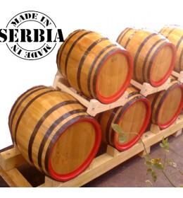 Drveno bure za rakiju, vinu 100l - hrastovo