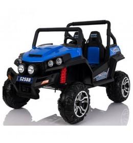 Džip na akumulator model 305 dvosed Quad plavi
