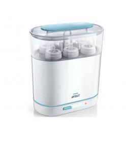 Električni sterilizator na paru 3 u 1 Avent 6635