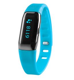 Fitnes narukvica - pedometar ViFit-Connect MX3 Bluetooth Smart plavi
