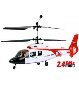 Helikopter na daljinsko upravljanje RTF DAUPHIN