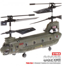 Helikopter na daljinsko upravljanje Syma S026G