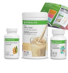 Herbalife Inteligentni nutritivni set - vanila