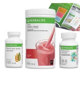 Herbalife Inteligentni nutritivni set - jagoda